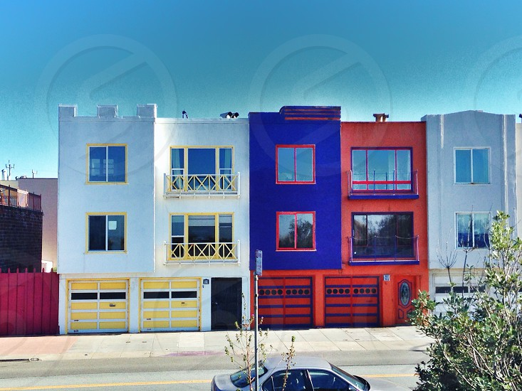 SF Residential Architecture photo