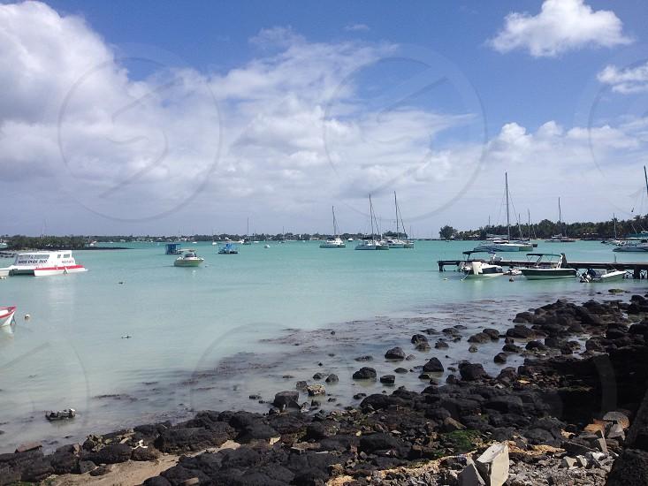 Beach Mauritius photo