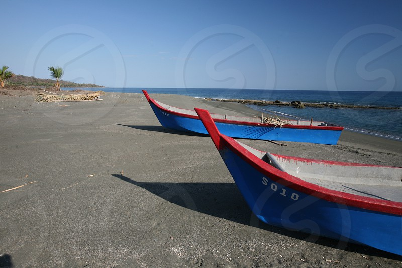 the coast and beach at the village of Betano in the south of East Timor in southeastasia. photo