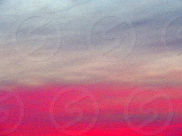 Red Tide in the Sky photo