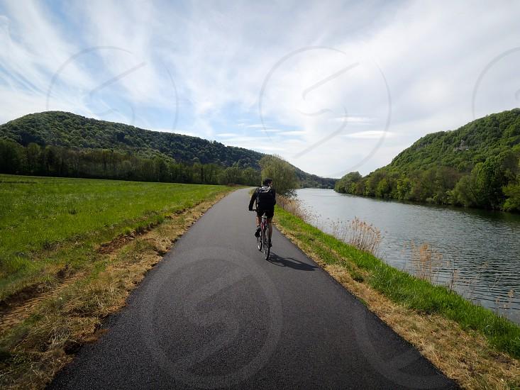 Cycling France photo
