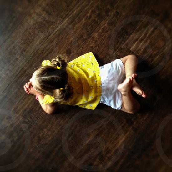 wood wood grain child floor photo