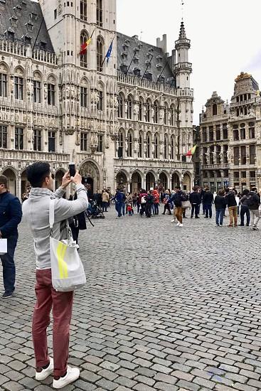 Travel focus  photo