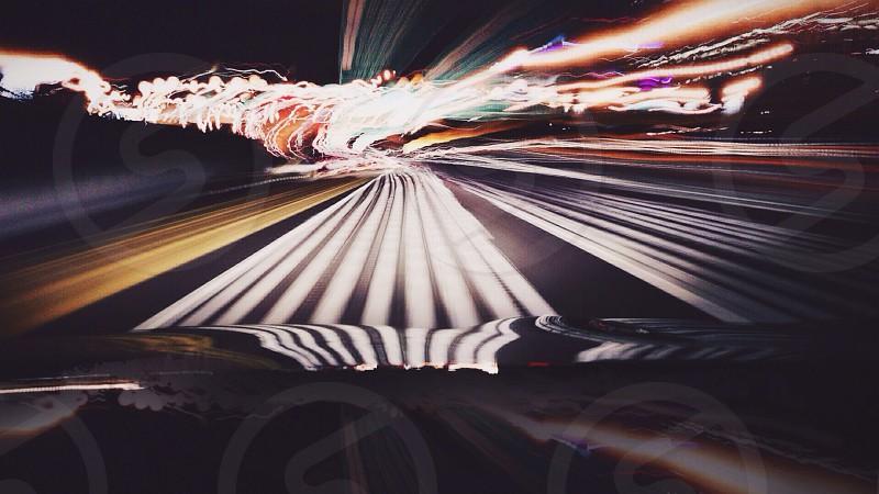 light kaleidoscope  photo