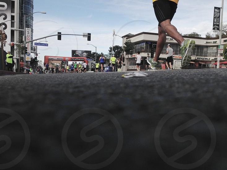 LA Marathon photo
