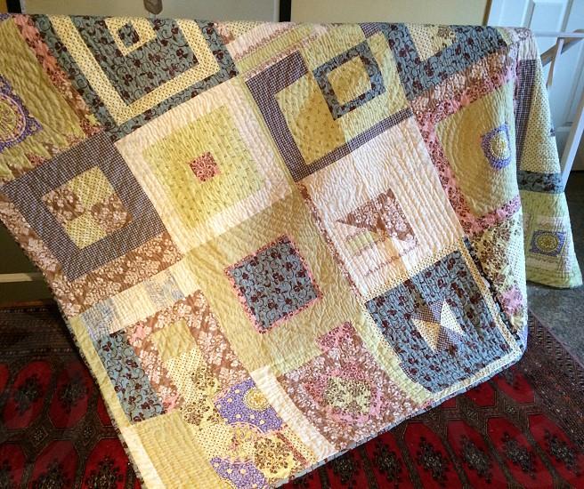 Handmade quilt 2013 photo