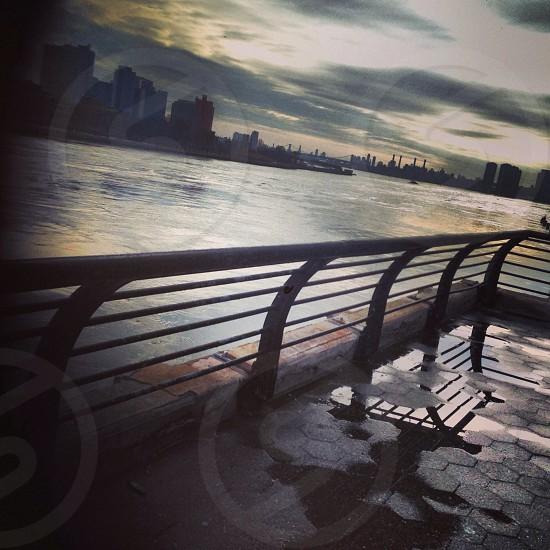 The bridge - NYC photo