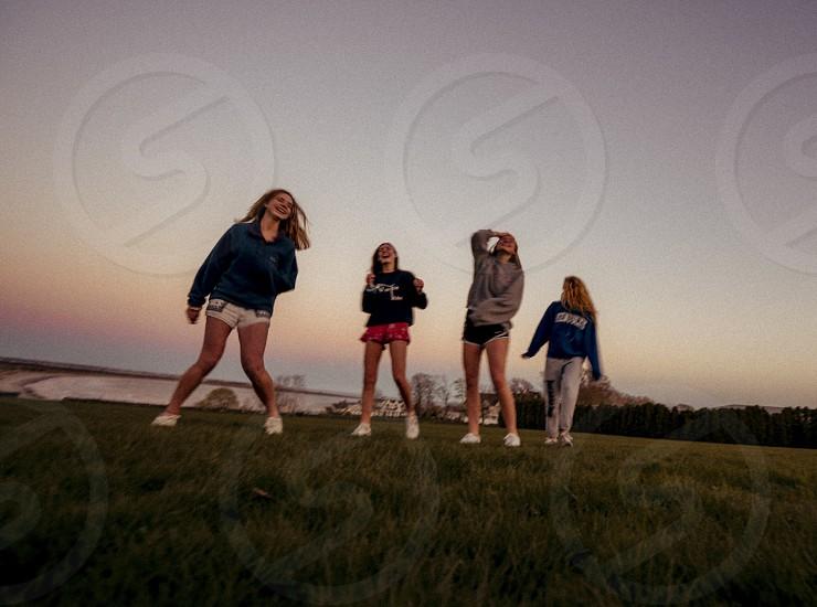 girlsplaying photo