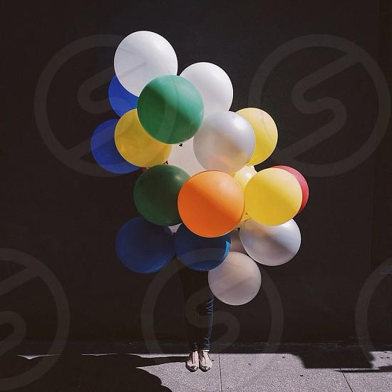 Flat Balloons photo