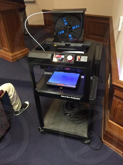 3D Printer  photo