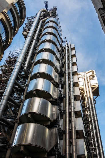 View of the Lloyds of London Building photo