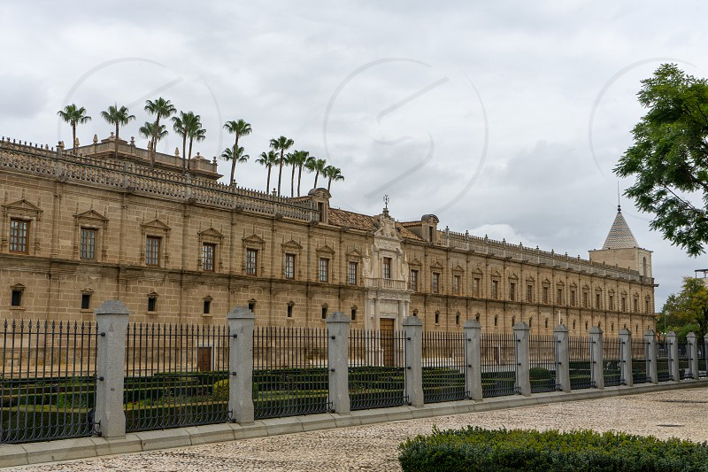 Andalucia Parlament photo