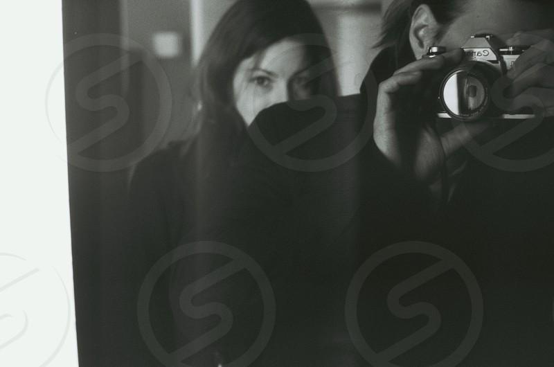 Reflection :: Paris photo