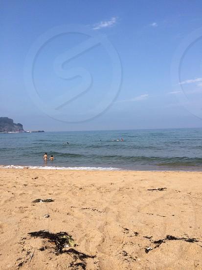 Spanish sea photo