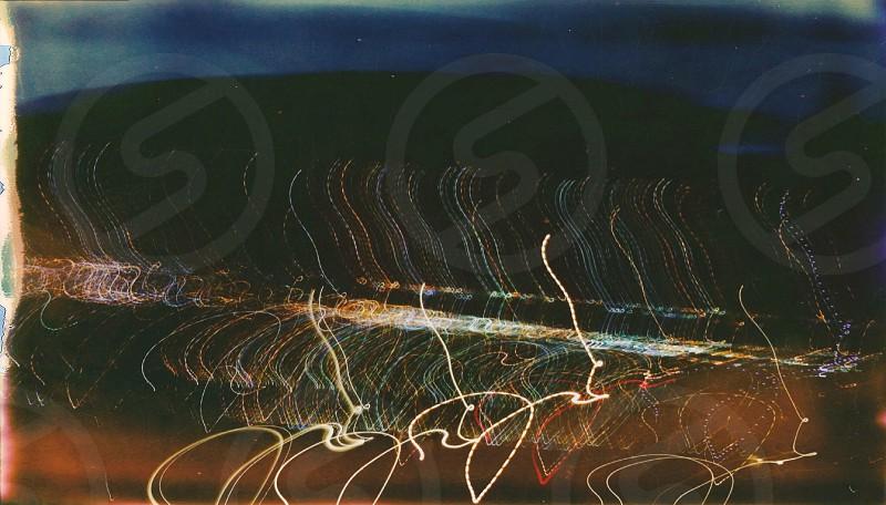 multicolored lights photo