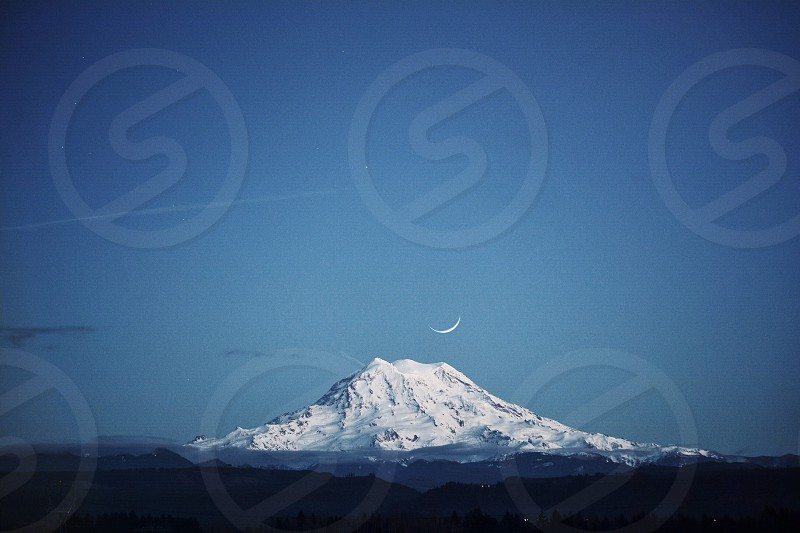 Mt. rainier  photo