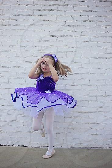 girls capezio ballet shoes photo
