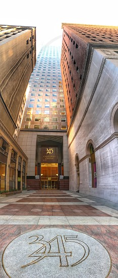 Building architecture windows San Francisco Bay Area  photo