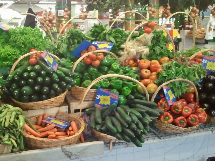Vegetables from the market photo
