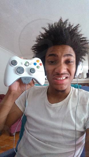 Gaming photo