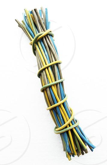 Bundle of Wires 4 photo