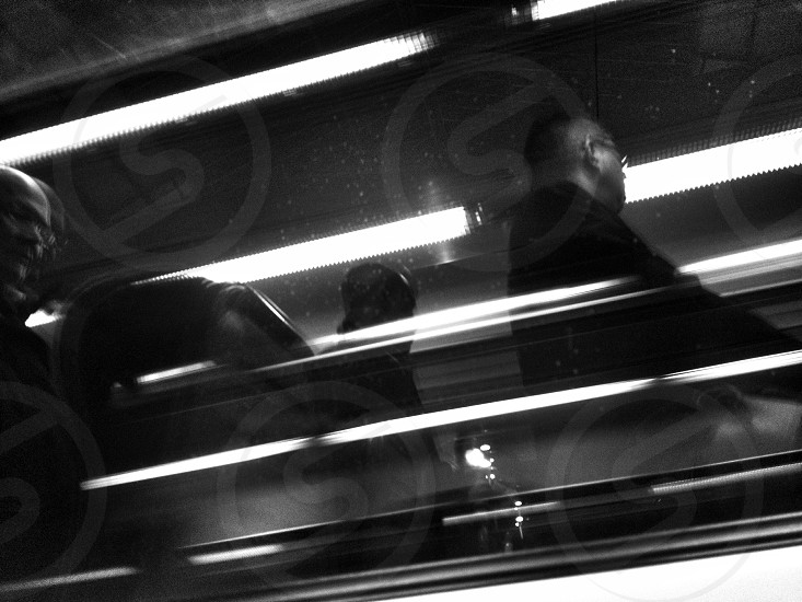 Into London photo