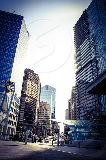Downtown Vancouver photo