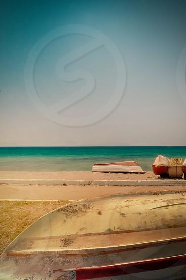 Travel Sea Vacation Boat Beach photo