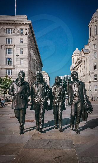 The Beatles Liverpool  photo