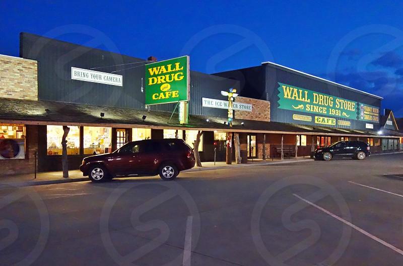 Wall in Pennington County South Dakota photo