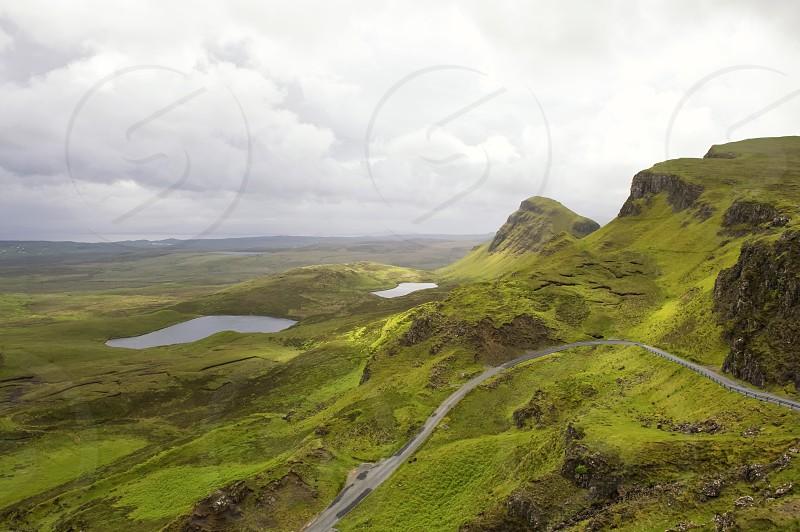 The Quiraing Isle of Skye photo