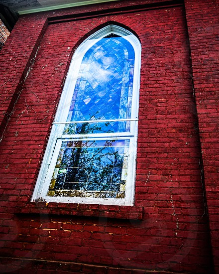 """Church Window"" photo"