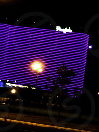 Borgata at night photo