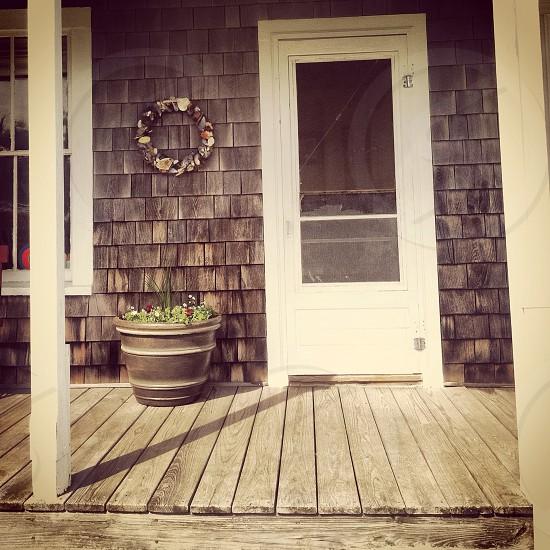 Summer cottage island life  photo