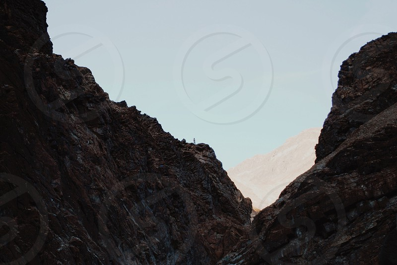 I used M5 on this shot. Taken on the Mosaic Canyon trail in Death Valley National Park. photo
