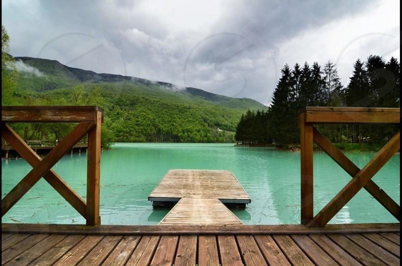 small dock photo
