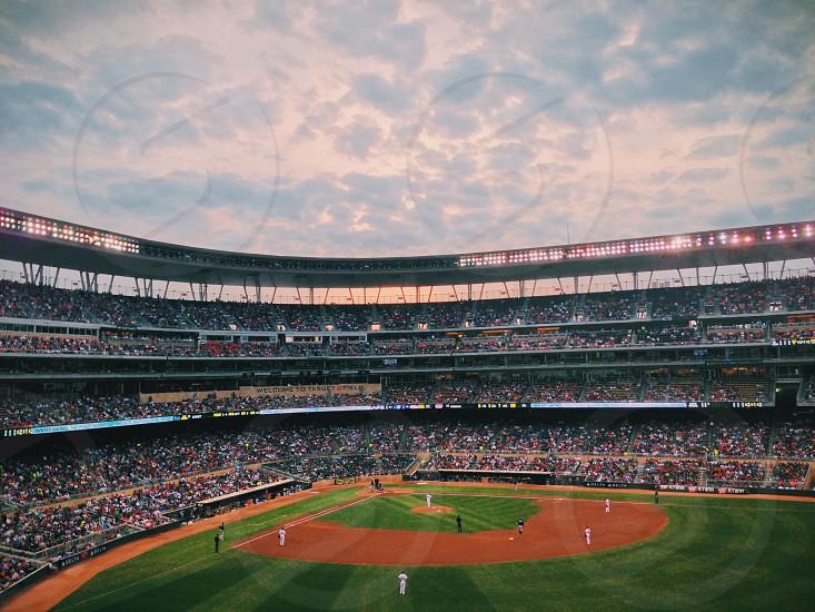 baseball dome photo