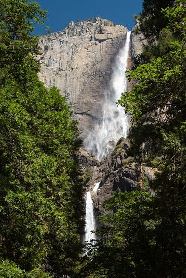 Upper & Lower Yosemite Falls photo