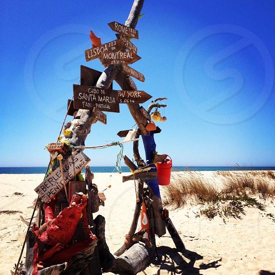 Desert island ilha deserta photo
