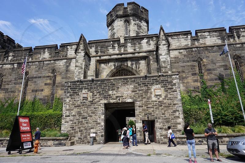 Eastern State Penitentiary in Philadelphia photo
