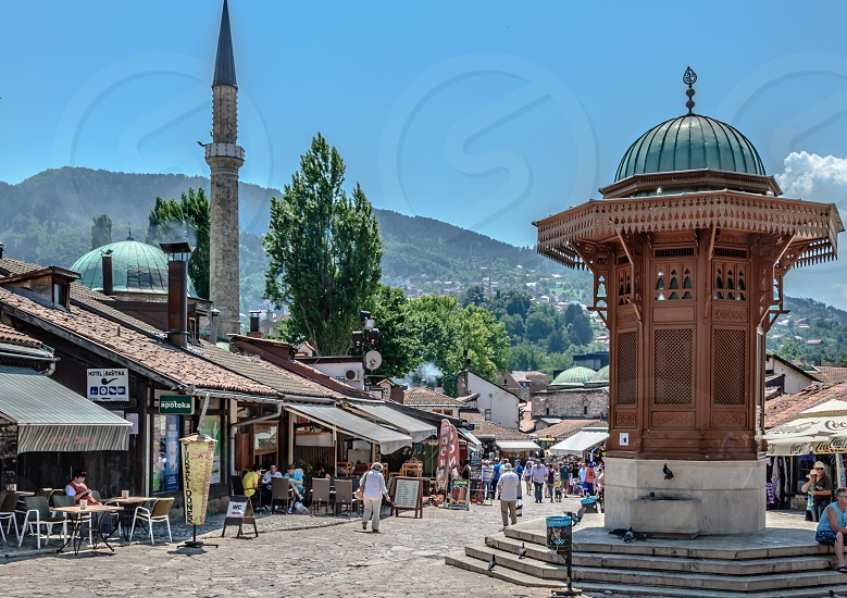 Where are you from? - Sarajevo Bosnia and Herzegovina photo