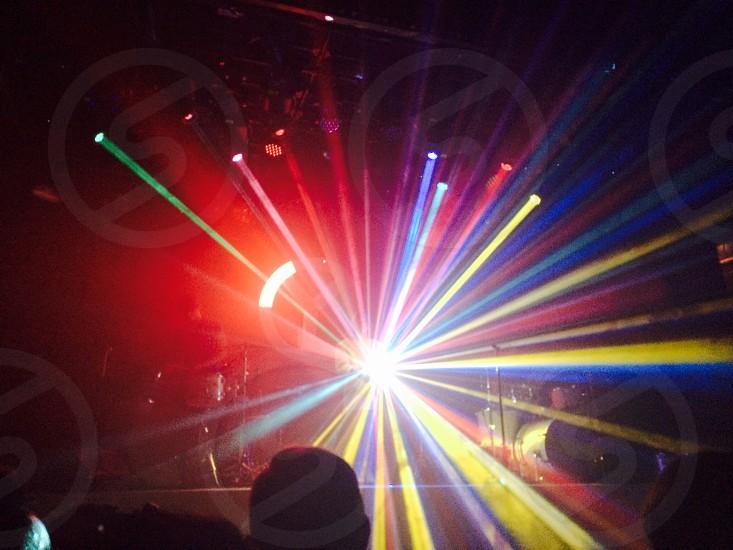 Yelle concert photo