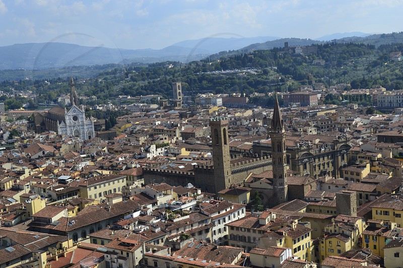 Florence city photo