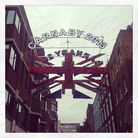 London view Carnaby Street photo