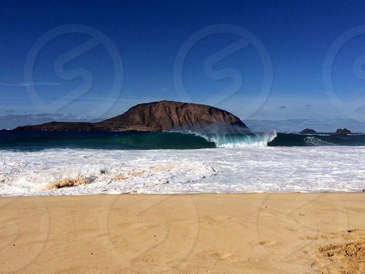 view of a beach photo