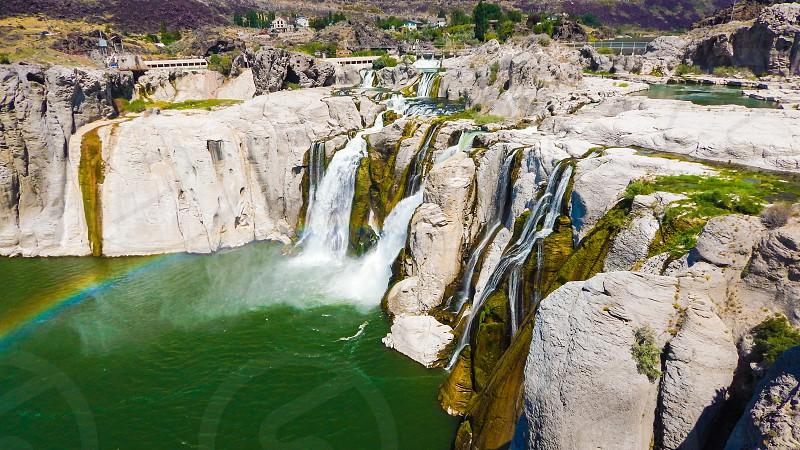 Shoshone Falls near Twin Falls ID photo