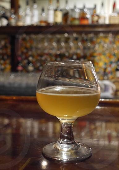 Happy hour; beer; bar;  photo