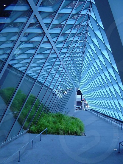 Seattle Downtown Library photo