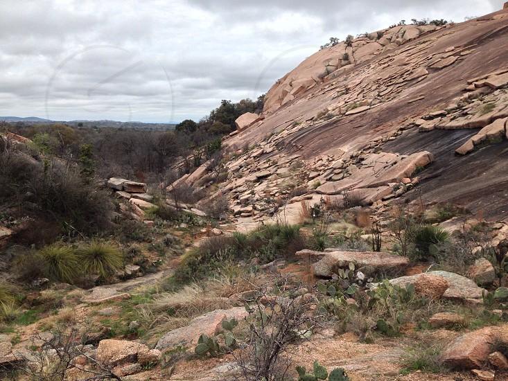 Enchanted Rock Texas photo