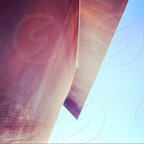 art industrial sky photo